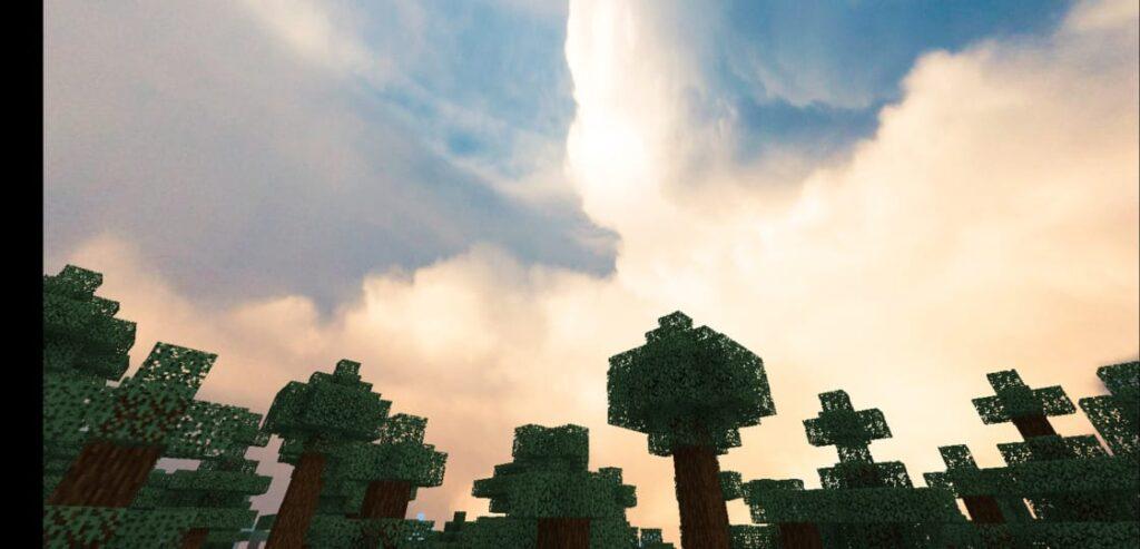 Bcm Sky Mine craft
